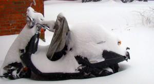 Robogó téli tárolás