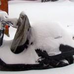 Robogó téli tárolása